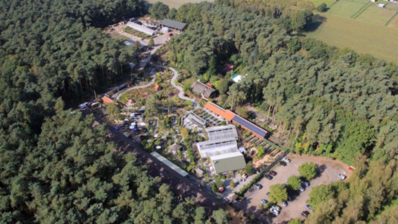 Tuin- en vijvercentrum