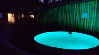 verlichting zwembad monoblock