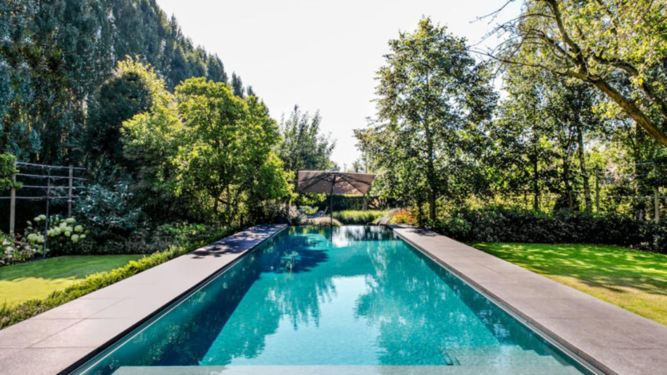 Exclusieve zwembaden, vijvers en tuinprojecten!